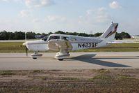 N4238F @ LAL - Piper PA-28-151