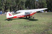 N4867M @ LAL - Piper PA-11