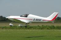 G-BVSF @ EGCL - Pulsar at 2009 May Fly-in at Fenland