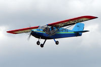 G-BYRS @ EGCL - Rans S6  at 2009 May Fly-in at Fenland