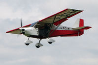 G-CCXM @ EGCL - Skyranger Swift 912S at 2009 May Fly-in at Fenland