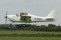 G-IRON @ EGCL - Europa XS at 2009 May Fly-in at Fenland