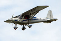 G-CDVI @ EGCL - Ikarus C42 at 2009 May Fly-in at Fenland