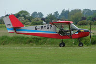 G-MYSP @ EGCL - Rans S6  at 2009 May Fly-in at Fenland