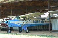 N5876D @ 52F - At Aero Valley (Nortwest Regional)