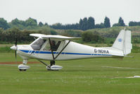 G-NORA @ EGCL - Ikarus C42 at 2009 May Fly-in at Fenland