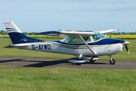 G-AYWD @ EGBG - at Leicester 2009 May Bank Holiday Fly-in