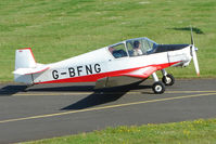 G-BFNG @ EGBG - 1966 Jodel D112 at Leicester 2009 May Bank Holiday Fly-in