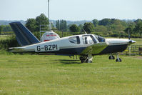 G-BZPI @ EGBG - Socata TB 20 at Leicester 2009 May Bank Holiday Fly-in