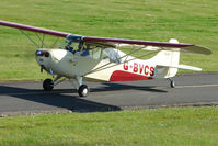G-BVCS @ EGBG - 1946 Aeronca at Leicester 2009 May Bank Holiday Fly-in