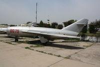 8679 - Shenyang J-5 - by Mark Pasqualino