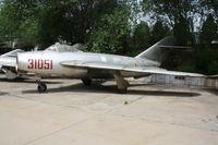 31051 - Shenyang J-5   Located at Datangshan, China - by Mark Pasqualino