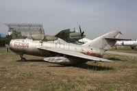 63364 - MiG-15UTI  Located at Datangshan, China - by Mark Pasqualino