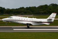 CS-DFN @ EGCC - Netjets Europe - by Chris Hall