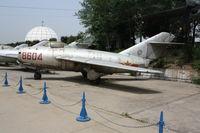 8604 - MiG-15 - by Mark Pasqualino