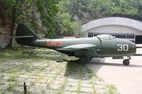 30 - MiG-9  Located at Datangshan, China - by Mark Pasqualino