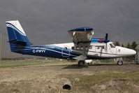 C-FWVV @ CEF4 - Dash 6 Twin Otter - by Yakfreak - VAP