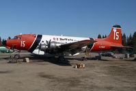 C-FBAP @ CYHY - Buffalo Douglas DC4 - by Yakfreak - VAP
