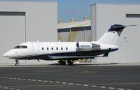 N360SL @ YMEN - Canadair CL-600 N360SL