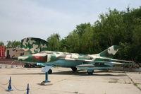 0064 - Nanchang Q-5A   Located at Datangshan, China - by Mark Pasqualino