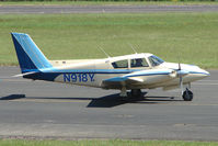 N918Y @ EGBG - Piper PA-30 at Leicester 2009 May Bank Holiday Fly-in
