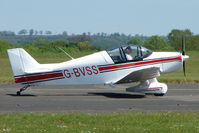 G-BVSS @ EGBG - Jodel D150 at Leicester 2009 May Bank Holiday Fly-in