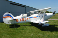 G-KEST @ EGGW - Steen Skybolt at Leicester 2009 May Bank Holiday Fly-in