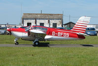G-BFGS @ EGBG - Rallye at Leicester 2009 May Bank Holiday Fly-in