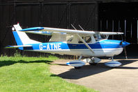 G-ATNE @ EGBG - Cessna 150F at Leicester 2009 May Bank Holiday Fly-in