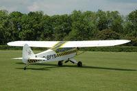 G-BPYN @ EGTH - 2. G-BPYN visiting Shuttleworth (Old Warden) Aerodrome. - by Eric.Fishwick