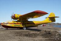 CF-UAW @ CYHY - Buffalo Airways Catalina - by Yakfreak - VAP