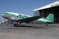 C-GPNR @ CYZF - Buffalo Airways DC3 - by Yakfreak - VAP