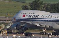 B-2464 @ LOWW - CHINA - by Delta Kilo