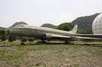 50256 - Tupolev Tu-124 - by Mark Pasqualino