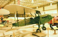N4899 - Waco GXE at the Ohio History of Flight Museum, Columbus OH
