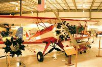 N596K - Alliance Argo at the Ohio History of Flight Museum, Columbus OH