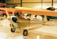 N752Y - Heath LNB-4 at the Ohio History of Flight Museum, Columbus OH