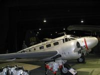 51-11653 @ WRB - Museum of Aviation, Robins AFB, incorrectly listed at the musuem as 52-11653 - by Timothy Aanerud