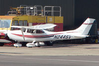 N2445V @ EGBJ - Cessna 182S at Gloucestershire Airport