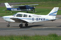 G-BPKR @ EGBJ - Piper Pa-28-151 at Gloucestershire Airport