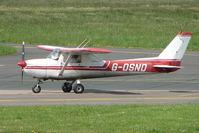 G-OSND @ EGBJ - Cessna 150M at Gloucestershire Airport