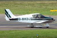G-BKDJ @ EGBJ - Robin DR400 / 120 at Gloucestershire Airport