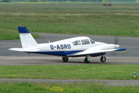 G-ASRO @ EGBJ - Pa-30 at Gloucestershire Airport