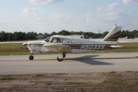 N5033S @ LAL - Piper PA-28R-200