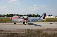 N5164P @ LAL - Piper PA-24