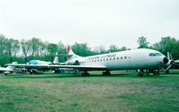 N902MW - Sud Aviation SE.210 Caravelle VIR at the New England Air Museum, Windsor Locks CT