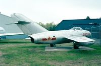 83277 - Mikoyan i Gurevich MiG-15  at the New England Air Museum, Windsor Locks CT