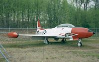 138048 - Lockheed T-33B-1-LO (USN TV-2) at the New England Air Museum, Windsor Locks CT