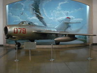 079 - MiG-15 on display at Military Museum  Beijing, China - by Mark Pasqualino