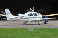 N164SR @ EGBJ - Cirrus SR20 at Gloucestershire Airport